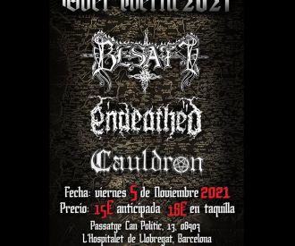 Besatt + Endeathed + Cauldron