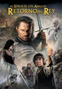 Cartel de la película El señor de los anillos: El retorno del rey