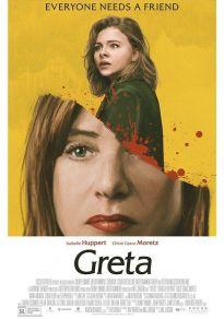 Cartel de la película La viuda