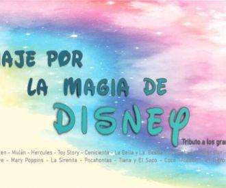 Viaje por la magia de Disney, Tributo a los grandes éxitos