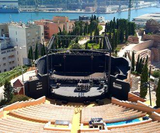 Auditorio del Parque Torres