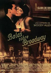 Cartel de la película Balas sobre Broadway