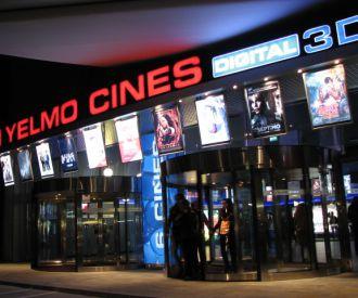 Yelmo Cines Parc Central