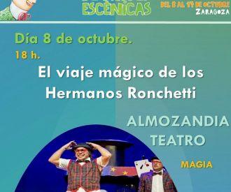 El Jardin de las Artes - El Viaje Mágico de los Hermanos Ronchetti