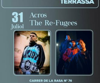 Acros + the re-Fugees