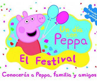 Un Día con Peppa, El Festival