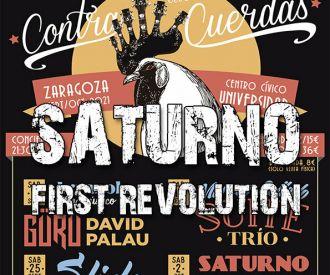 Saturno First Revolution