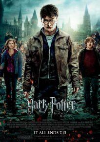 Harry Potter y las Reliquias de la Muerte (2 Parte)