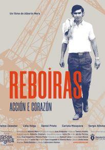 Cartel de la película Reboiras. Acción e corazón