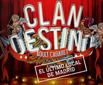 Clandestino - Adult Cabaret