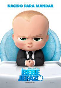 Cartel de la película El bebé jefazo