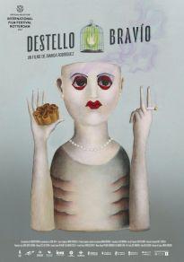 Cartel de la película Destello bravío