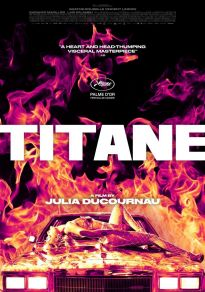 Cartel de la película Titane