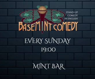 BaseMint Comedy - Stand Up in English
