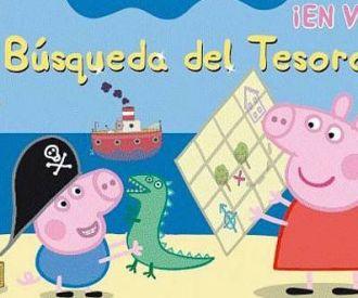 Peppa Pig - La Búsqueda del Tesoro