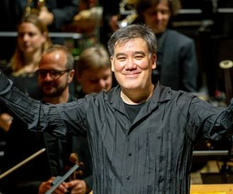 NDR Elbphilharmonie Orchester - Alan Gilbert, zuzendaria