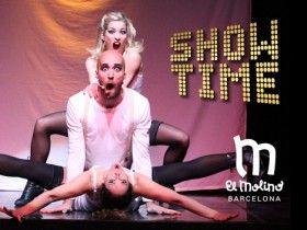 El Molino Show -Time