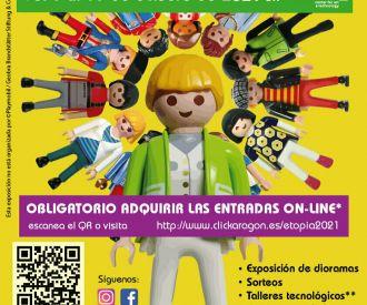 Exposición Playmobil eTopia