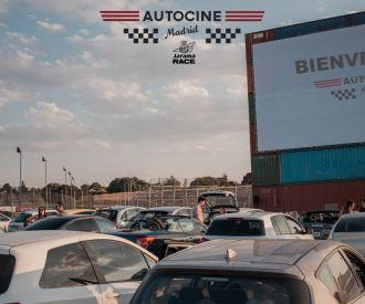 Autocine Jarama Madrid Race- Circuito del Jarama