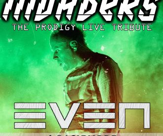 Invaders: The Prodigy Live Tribute