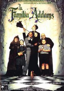 Cartel de la película La Familia Addams (1991)
