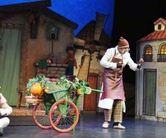 Pinocho, el musical - Teatro Sanpol