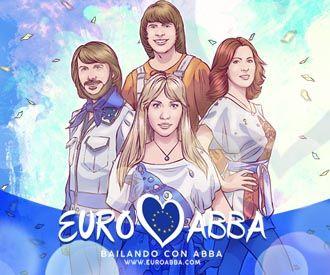 Euro Abba - Bailando con Abba