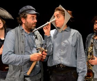 Pinocchio - Teatro Gorakada