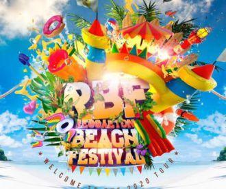 Reggaeton Beach Festival 2021