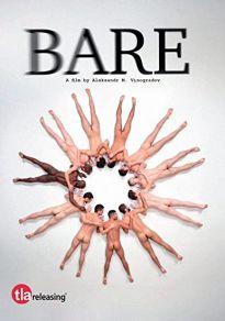 Cartel de la película Bare, de Aleksandr M. Vinogradov