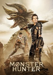 Cartel de la película Monster Hunter