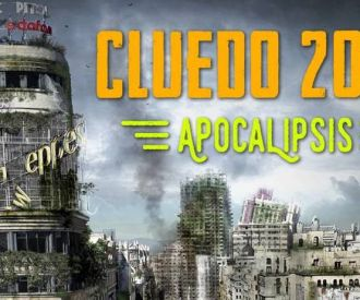 Cluedo 2030: Apocalipsis