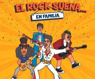 Happening: El rock suena en familia