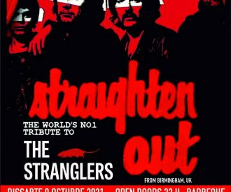 Stranglers tribut - Straighten Out