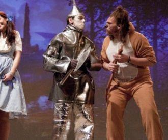 El mago de Oz- Cía Complejo de Esquilo