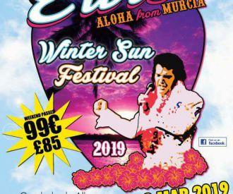 Elvis Winter Sun Festival 2021