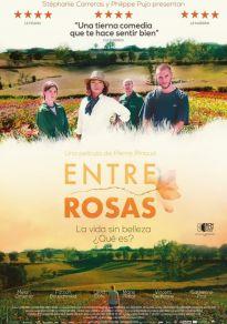 Cartel de la película Entre rosas