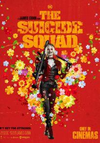 Cartel de la película El escuadrón suicida (2021)
