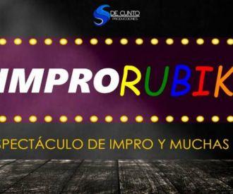 ImproRubik, una impro de risas