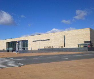 Palacio de Congresos Riojafórum