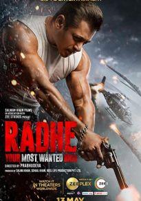 Cartel de la película Radhe