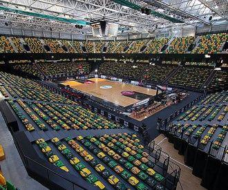 Bilbao Arena Miribilla