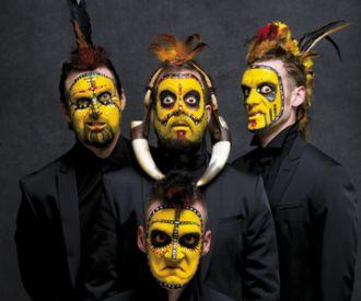 The Primitals - Yllana y Primital Bros