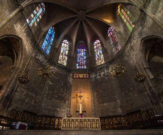 Visita guiada a la Basílica De Santa María Del Pi de Barcelona