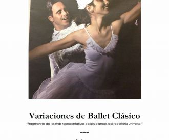 Variaciones de ballet clásico