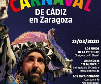 Carnaval de Cádiz en Zaragoza