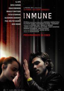 Cartel de la película Inmune (Cine)